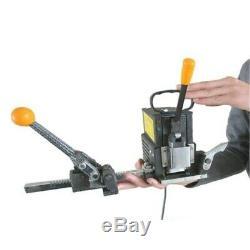 Manuel Portable Électrique Thermofusibles Machine D'emballage Cercleuse Baler 220 V