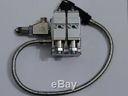 New Applicateur Hot Melt Pistolet À Colle H202, 2 Modules De Colle Et Filtre Assemblée