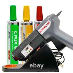 New Infinity Pur 3000 Cord Hot Melt Starter Kit Pur Ww30 Ww60 Mp75 Livraison Rapide