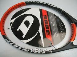 New Old Stock Dunlop Hotmelt 300 Raquette De Tennis (4 1/4) Unstrung