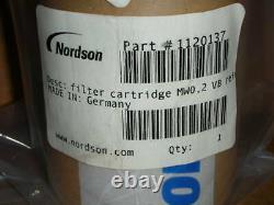 Nordson 1120137, 7104265 Cartouche Filtre Versablue Hot Melt 0,2 Nos! 1 Filtre