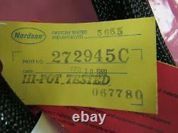 Nordson 272945c Colle De Fonte Chaude Tuyau 6 Pieds 230v 134w 1500psi Nnb