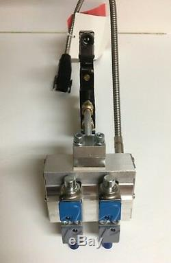 Nordson 2 Module (1,50 / 38mm Gap) Pistolet Hot Melt, Série Bleue Solide Neuf