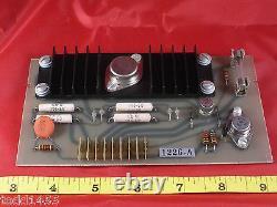 Nordson 771035 Pc Board Hot Melt 2185-a 2n3055 Rca Cvh 3e Nouveau