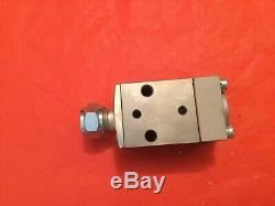 Nordson Ae01c Hot Melt Gun Module -153011 Gun Module Colle