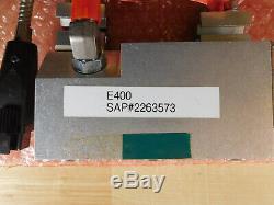 Nordson E400 Hot Melt Gun E400-4 Partie N ° 7331457