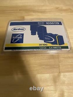 Nordson Hot Melt Machine Solenoid Valve 1056119 Nouveau