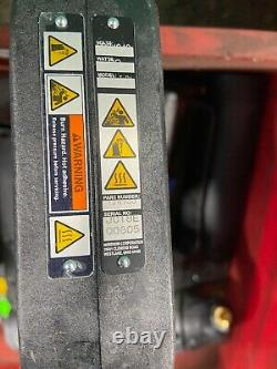 Nordson Hotmelt Vrac Hot Glue Gun Replacment Handle 174933