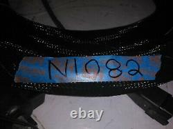 Nordson Inutilisé 16' Hot Melt Adhesive Hose Model 104008b, Rectangle Plug