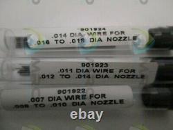 Nordson Part# Hot Melt Nozzle Cleaning Kit Nouveau Dans L'emballage Original