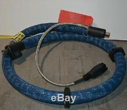 Nordson Thermofusibles 274792 Colle Flexible Chauffant 6 Ft 240v Nouveau