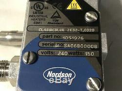Nouveau 1051926 Classicblue Nordson Hot Melt Glue Module Ze32-t. 032d Fast Shipping
