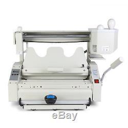 Nouveau 4 En 1 Hot Melt Colle Colle Book Binder Machine De Liaison Parfaite A4 Taille 110v T