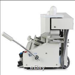 Nouveau 4 En 1 Hot Melt Colle Colle Book Binder Machine De Liaison Parfaite A4 Taille 220v M