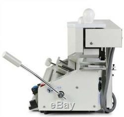 Nouveau 4 En 1 Hot Melt Glue Book Binder Machine De Liaison Parfaite A4 Taille 220v