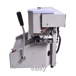 Nouveau Adhésif Thermofusible Livre Reliure Reliure Parfaite Machine Smear Poignée 110v