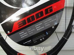 Nouveau Dunlop Hotmelt Tennis Racquet Unstrung 4 1/4 Grip