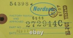 Nouveau Nordson 272944c Hot Melt Hose 4