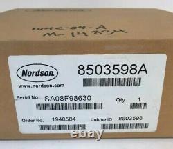 Nouveau! Nordson 8503598a Assemblage De Canon Hotmelt Garantie D'expédition Rapide