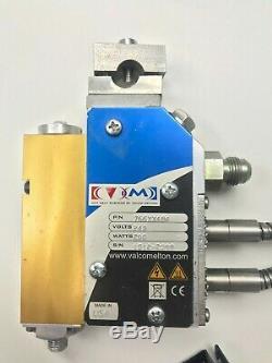 Nouveau Pistolet À Colle Thermofusible Valco Melton Electric 766xx484 Compatible Nordson