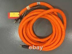 Nouvelle Colle Chaude Nordson Tuyau (orange) 1018302c