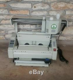 Nouvelle Colle Thermofusibles Binder Perfect Binding Machine- 110v