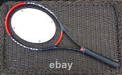 Nouvelle Dunlop Hotmelt 300g Raquette De Tennis Unstrung 4 1/4 Grip