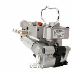 Nouvelle Machine De Cerclage Pneumatique Thermofusibles Binder Baler Pet / Pp Strapping Uk Vendeur