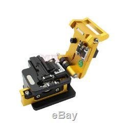 Outils Fibre Cleaver Coupe Cutter Haute Précision Thermofusibles Fibre Optique Ftth