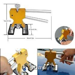 Peintless Dent Repair Hnad Car Pulper Kit Bridge Golden Lifter Hot Melt Gun Colle