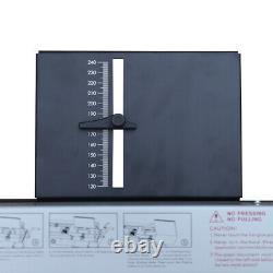 Perfect Wireless A4 Book Reliure Machine Hot Melt Colle Livre Binder Puncher