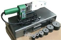 Ppr Thermostat Électronique Thermofusibles Machine De Soudure Soudeur Les Conduites D'eau 110v