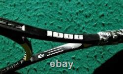 Rare New Dunlop Hotmelt 100g Tennis Racket 90 Pouces Carrés Grip Size 3 (4 3/8)