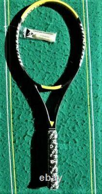Rare New Dunlop Hotmelt 100g Tennis Racket 90 Pouces Carrés Taille De Poignée 3 (4 3/8)