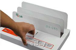 Reliure Automatique Thermofusible Gd380 A3 A4 A5 Reliure Enveloppe Livre 220v Y