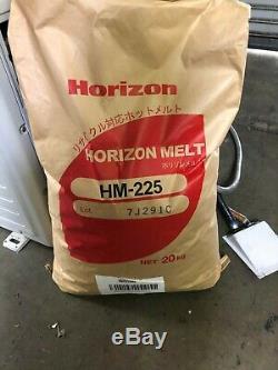Reliure Parfaite, Horizon Colle Chaude Hm-225 Chips 10 Ibs