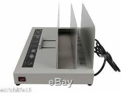 Reliure Thermique 220v De Livre De Reliure De Fonte Chaude Électrique De Taille A4
