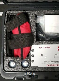 Résiliation 3m Hot Melt Fibre Optique Kit Tout Neuf Non Utilisé, De Rechange, Jamais Utilisé