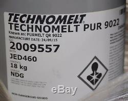 Tambour 18kg De Henkel Technomelt Pur 9022 Colle Thermofusible Purmelt Qr Clair 2009557