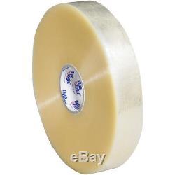 Tape Logic # 900 Bande De Fonte À Chaud 2,5 MIL 2 X 1000 Verges. Clair 6 / Caisse T903900
