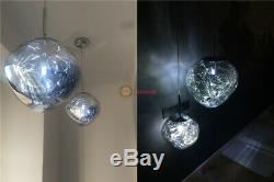 Tom Dixon Melt Pendentif Lustre En Fonte Suspension Suspension Lumière Lumière Chaude