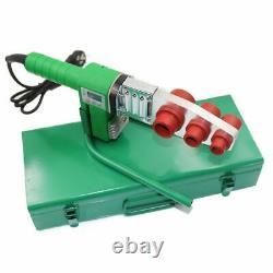 Tuyau D'eau Chaud Melt Machine De Soudage Des Tuyaux Outils De Chauffage Électrique Chaud Melt