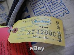 Tuyau De Colle Nordson Hot Melt # 274790c, 2 ', 1500 Psi 230v 47w Nouveau
