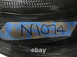 Tuyau Rtd Adhésif À Fusion Chaude Non Utilisé 24' Nordson 24' # 274797d, Bouchon Rectangle Actuel