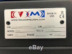 Valco Melton Machine De Collage À Chaud Unité D4-e