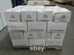 Warren Adhesives Hm6606mc Boîte D'emballage En Fonte Chaude Adhésif Alimentaire Blanc 1000lb