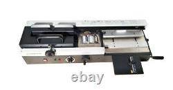 Wireless A4 Book Binding Machine Desktop Hot Melt Glue Book Binder 1200avec110v