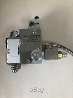 Zentz Double Zéro Cavity Colle Chaude Avec Buses Nordson (nouveau)