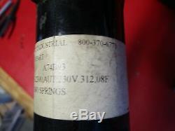 Zentz Industrial A74b93 2300. A230v. 312.08f Rtd Type De Capteur Colle Chaude Tuyau